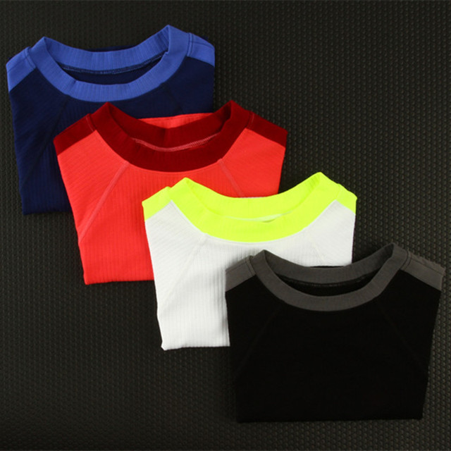 Yoga Top Sports Jersey For Women