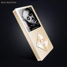Роскошный Металлический музыкальный плеер bon creation 8 Гб
