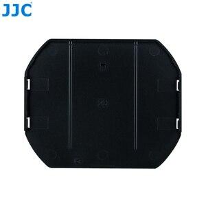 Image 3 - Jjc tampa da lente da câmera, para fujifilm LH XF23 e jjc lente LH JXF23 capuz 62mm preto protetor, LC JXF23