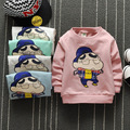 2016 new autumn boys cartoon sweatershirts children cotton shirts 0-3years baby shirts