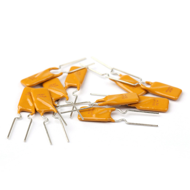 Areyourshop 10/40Pcs PTC Resettable Fuses Thermistor Polymer Self-Recovery Fuses 30V New Arrvial
