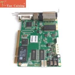 نوفا msd300 متزامن تحكم إرسال بطاقة للداخلية والخارجية عالية الدقة مصفوفة نقاط ليد تسجيل شاشة عرض لوحة الشاشة