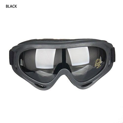 Tactical Hunting TPU / PC Lens 2 Colors Lense X400 عینک - تیراندازی