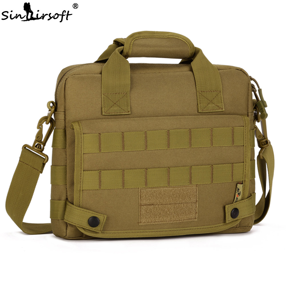 Special Section Sinairsoft 10 Inch Nylon Waterproof Shoulder Bag Cross Body Belt Sling Messenger Bag Tactical Military Camouflage Handbag Ly2010 Sports & Entertainment