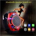 Спорт Носимых Устройств U3 Красочные Смарт Bluetooth Watch Спикер Беспроводные Стерео Сабвуфер Громкой Связи Поддержка TF Карта Fm-радио