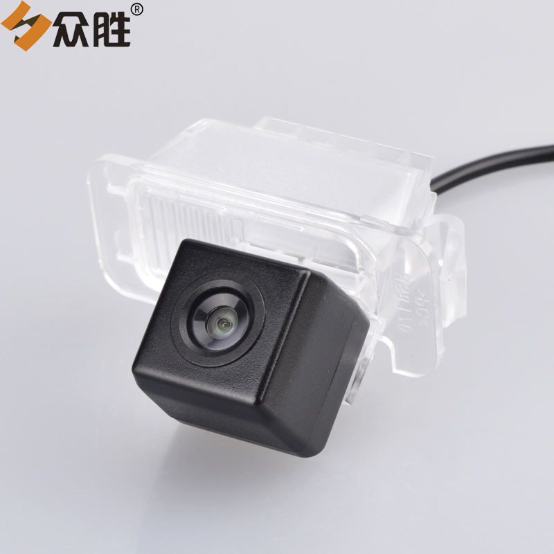 Wireless Car Rear View Camera for Ford Mondeo Fiesta Everest S-MAX Focus Hatchback Auto Reverse Parking Rearview Camera HS8170