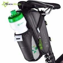 Rockbros Bike Saddle Bag Rainproof Reflective MTB Road Mountain Bicycle Rear Seat Bag Cycling Accessories Bicicleta