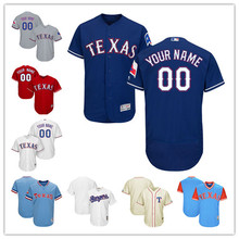8af0ee0b MLB Custom Men's Texas Rangers Players Weekend Father's Day Jersey Size XS -6XL