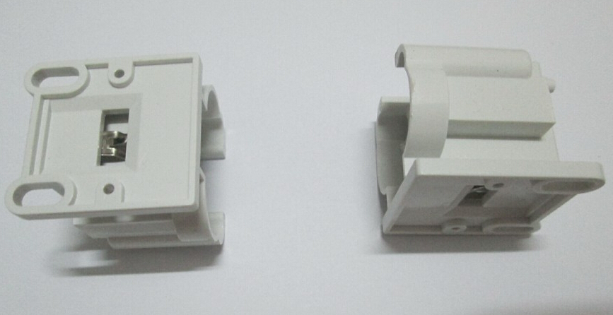 DHL UPS FEDEX Free 1000pcs G23 Lamp Bases And Lamp Holders For H Light Tube ROHS Compliance