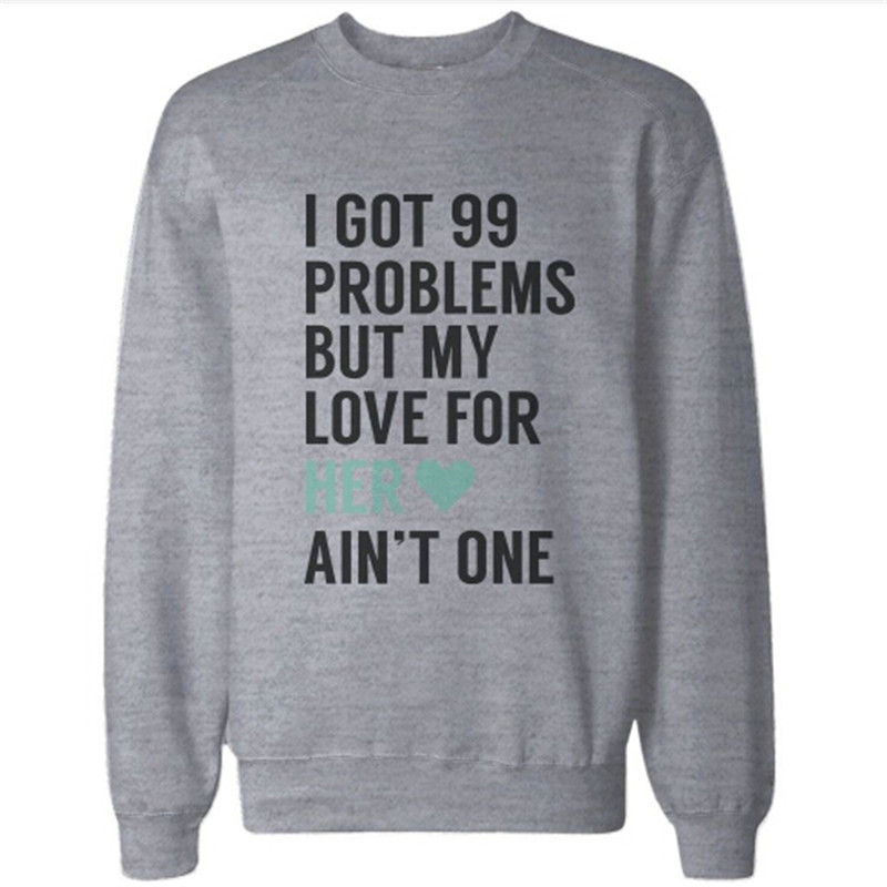 Online Get Cheap Matching Couple Sweatshirts -Aliexpress.com ...