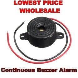 Venda quente mais novo útil nova chegada durável 3-24 v piezo campainha eletrônica alarme 95db som contínuo beeper para carro arduino van