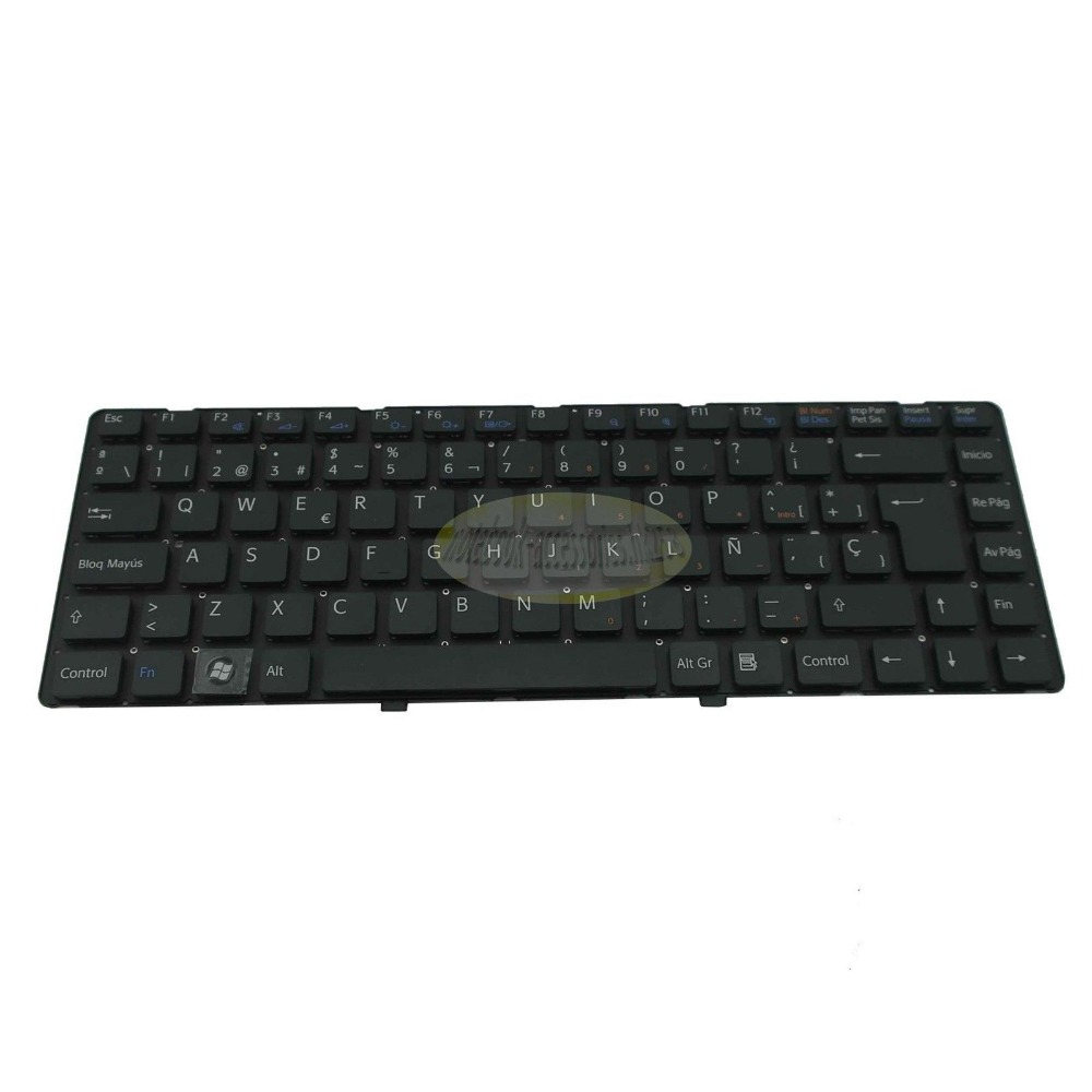 New notebook Laptop keyboard for   Sony Vaio VGN-NW235FW VGN-NW235F/W  SP  layout for sony vpceh35yc b vpceh35yc p vpceh35yc w laptop keyboard