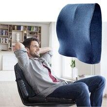 Travel Seat Cushion Orthopedic Memory Foam U Seat Massage Chair Cushion Pad Car Office Massage Cushion Home Textile Dual use