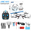 JJRC H31 Impermeable RC Drone Con Cámara 2.4G Mini Quadcopter Drone 4CH 6 Ejes Multicopter de RC Helicóptero RTF Juguete HeadlessMode H37