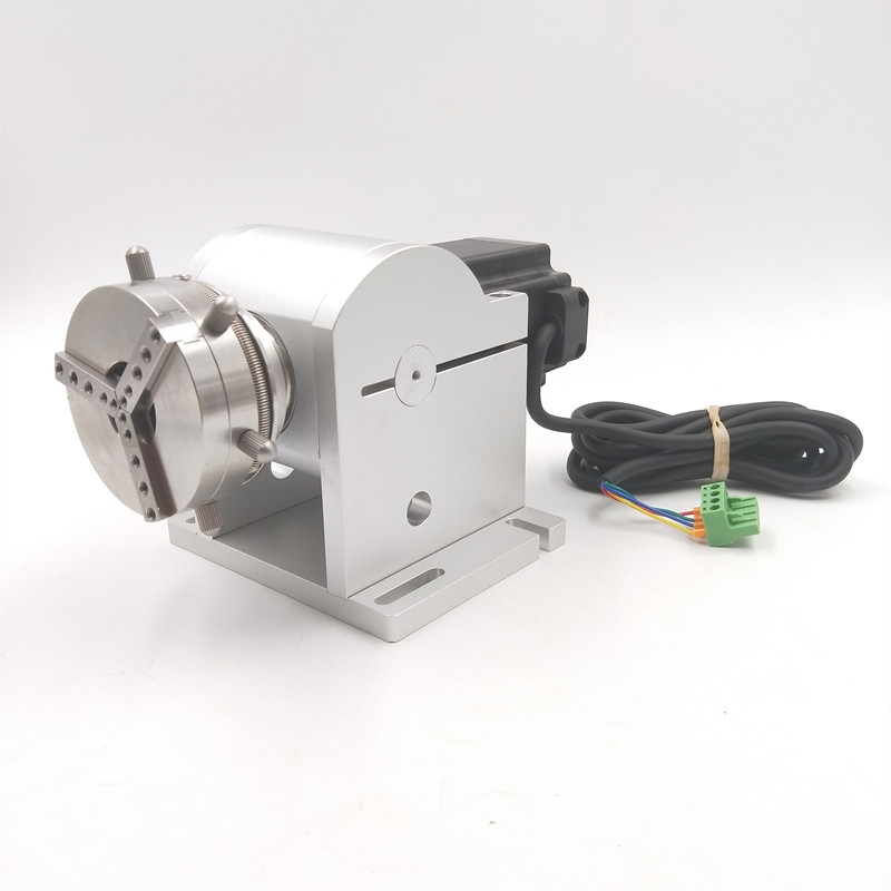 Ring Rotary Device For Fiber Laser Marking Machine Accessories Jewelry Rotating Device