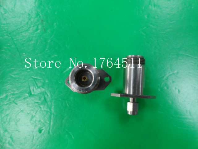 [BELLA] Imported SUHNER With Two Hole Disc Precision 18G Converter S (N-F SMA-M)  --2PCS/LOT