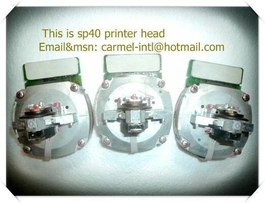 все цены на 78901300-001 Compuprint SP40 Printhead  Pr3 Printer Head PASSBOOK Printer New Original онлайн