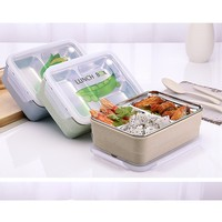 NEW Portable Cute Mini Japanese Bento Lunch Boxs Set Thermal Lunch Boxs For Kids Picnic Food