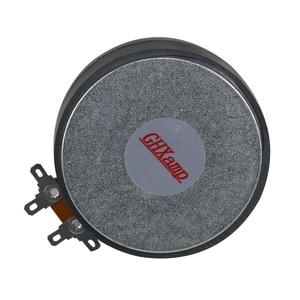 Image 3 - Ghxamp 25.5mm Tweeter Horn Drive Head 80 Magnetic Professional Stage Treble Speaker DIY Screw on High Sensitivity 98dB 80W 8OHM