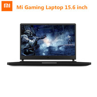 Xiaomi Mi Gaming Laptop 15.6'' Windows 10 Intel Core I7 7700HQ Quad Core 16GB RAM 256GB SSD 1TB HDD GTX1060 Notebook For Game