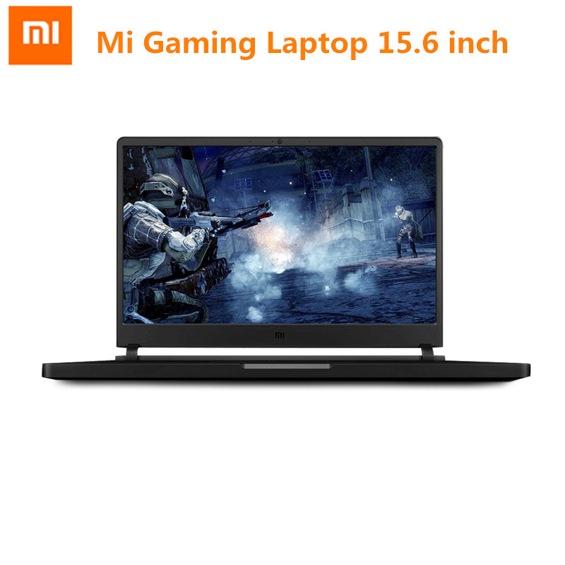Xiaomi Mi Gaming Laptop 15.6'' Windows 10 Intel Core I7-7700HQ Quad Core 16GB RAM 256GB SSD 1TB HDD GTX1060 Notebook For Game image