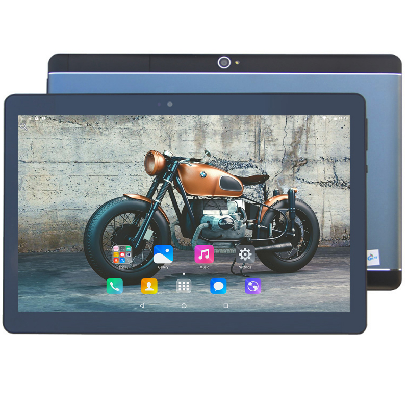 "DHL Free 10 inch 3G 4G LTE Android 8.0 Tablet PC MTK8752 Octa Core 4GB RAM 64GB ROM GPS 1280*800 IPS Tablet 10""+Gifts(China)"