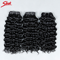 Brazilian Virgin Hair Kinky Curly Virgin Hair Unice Brazilian Curly Hair Weaves 3Bundle Deals Afro Kinky Curly Hair 113g/Pcs