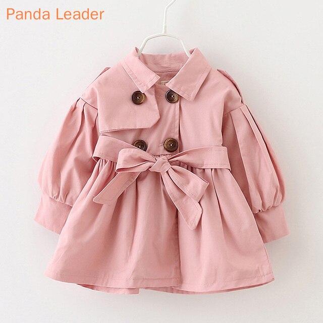 Baby Girl's Trench Coat 2