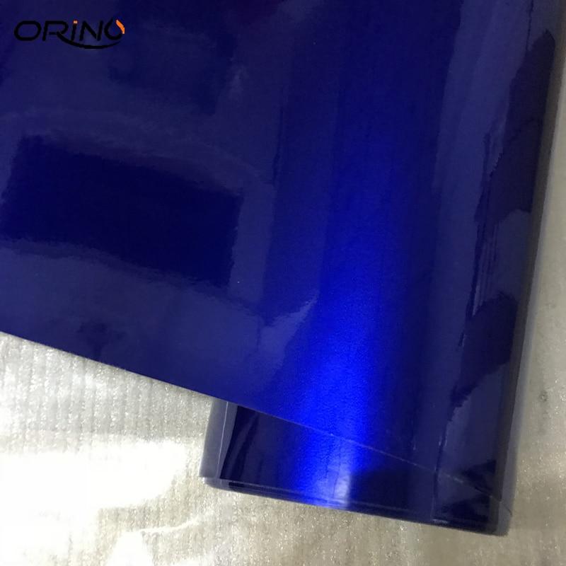 Синий глянцевый металлический блеск виниловая Автомобильная наклейка транспортное средство, Мопед автомобильные обертывания глянцевые конфеты металлическая виниловая пленка без пузырей