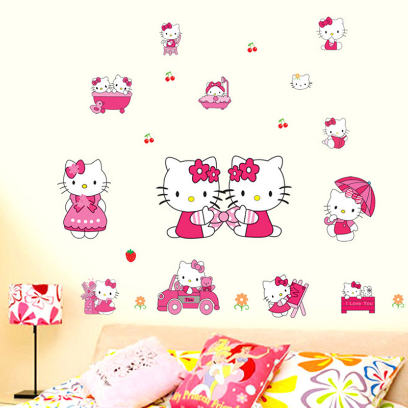 Unduh 440 Wallpaper Dinding Hello Kitty HD Paling Keren