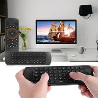Portable 2 4GHz Wireless Keyboard Air Mouse Remote Control Replacement Remote Controller For Android TV Box