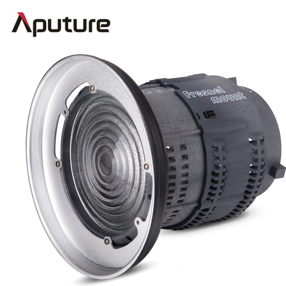Aputure Fresnel mount Bowen-S Mount Light A Multi-Functional Light Shaping ToolShape your Light use for LS C120 series new original 516 356 sa24 s4 c warranty for two year