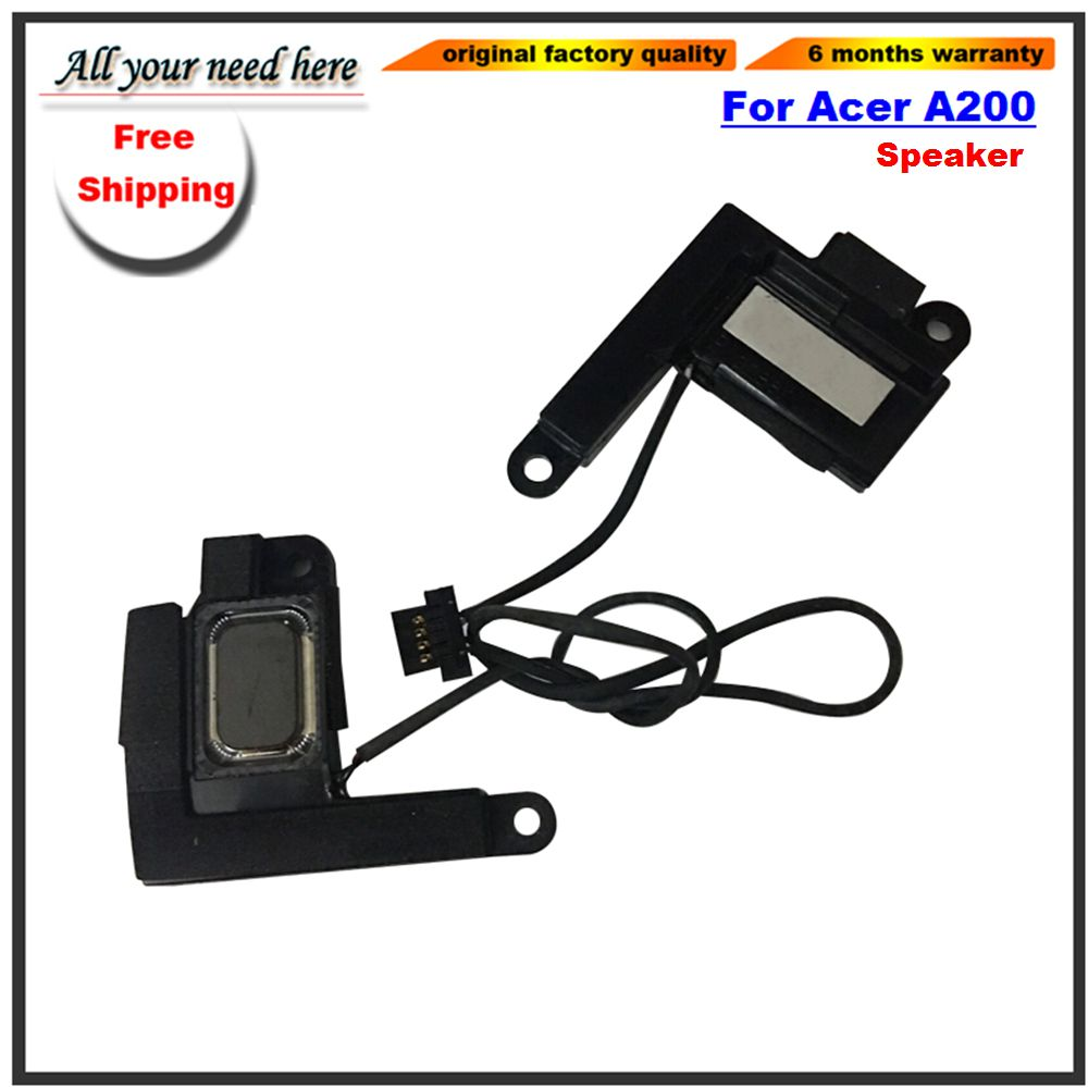 Genuine Laptop Internal Speakers For Acer Iconia Tab A200 A21 10 1  Replacement Repair Spare Part Speaker Series Phone Cables Telephone Cables  From
