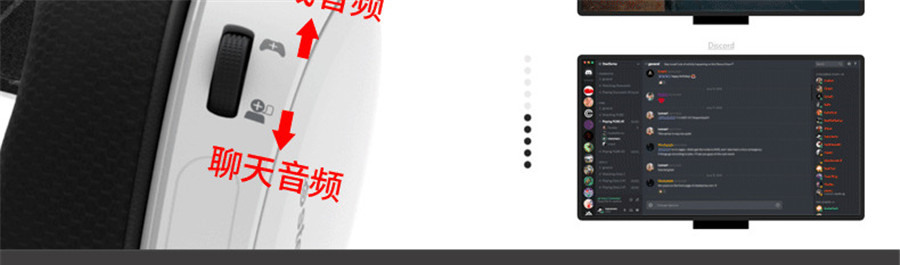 2019 United Headset Drahtlose 8