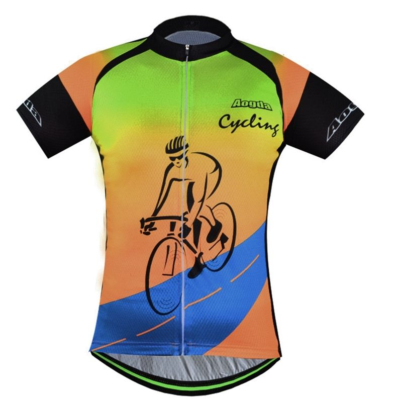 MARTIN FOX Aogda Warrior Men s Cycling Jersey Mountain Bike Jersey Cool Cycle  Shirts Tops-in Cycling Jerseys from Sports   Entertainment on  Aliexpress.com ... 33f288326