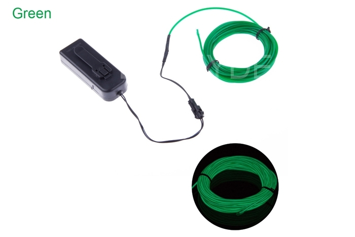 geekoplanet.com - 1M/2M/3M/5M Waterproof LED Strip Neon Light