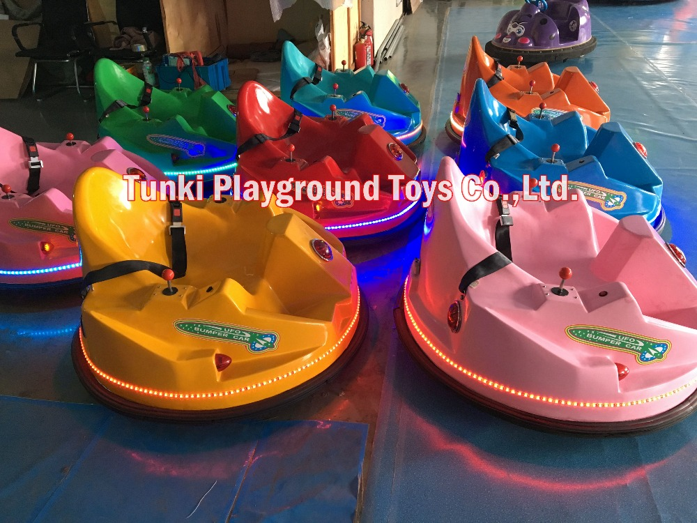 Electric Car Kiddie Bumper Car Ufo Battery Car