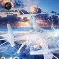 L15 6 Axis Gyro RC Quadcopter Drone Helicóptero FPV Transmisión En Tiempo Real de $ NUMBER MP