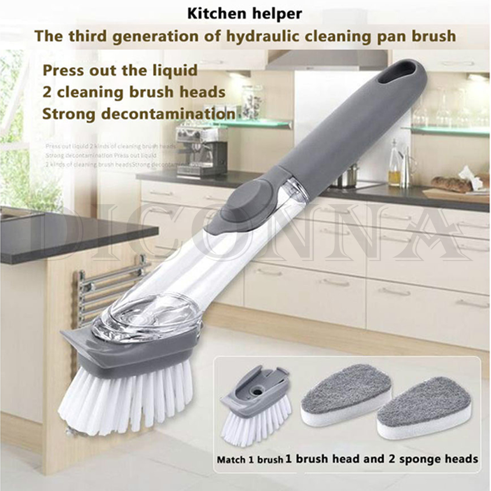 4 Piece New Cleaning Kitchen Brush Electric Scrubber Scrub Dish Tile Grout Cleaner Dish Cleaning Brush Brush Heads Cleaning Brushes Aliexpress