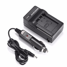 Powerextra Digital Battery Charger For Sony Cyber-shot DSC-RX100 II HX300 AS100V Camera Charger Retail free shipping
