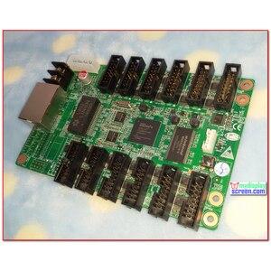 Image 4 - Linsn studio RV908 ، بطاقة استقبال RV908M32 ، 32S ، 1024*256 ، rv801 ، نظام التحكم rgb بالألوان الكاملة/بطاقة استقبال شاشة led linsn