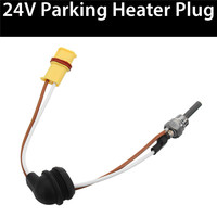 24V Car Parking Heater Ceramic Glow Plug Silicon Nitride 252070011100 for Eberspacher Airtronic D2 D4 D4S Air Park Heater Tank