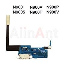 цена на Original USB Charging Port Charger Dock Connector For Samsung Galaxy Note 3 N900 N9005 N900A N900K N900S N900L Original