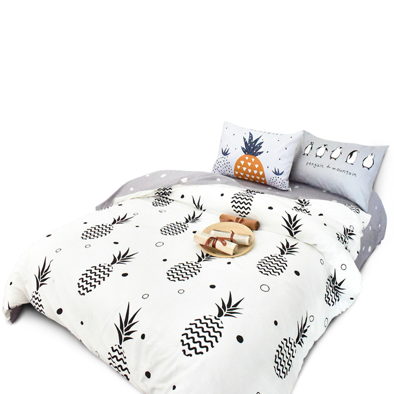 Pineapple Bed Set