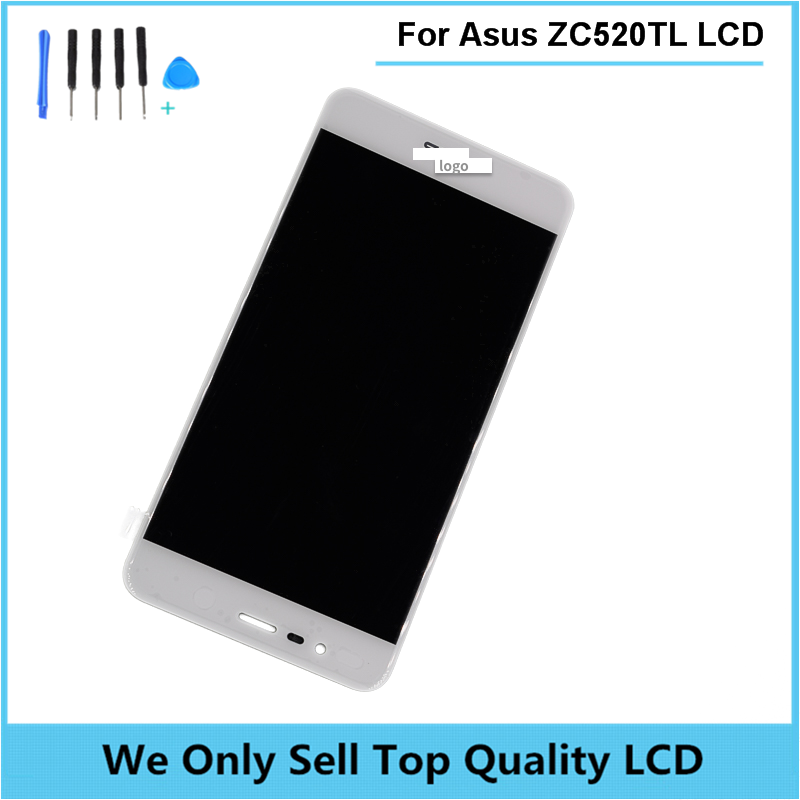 NEW 5.2 inch For Asus Zenfone 3 Max ZC520TL X008D LCD Display + Touch Screen Digitizer Glass Assembly Free Shipping with Tools