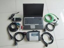 Оборудование для диагностики mb star c4 мультиплексор с d630 ноутбук 2019,07 программное обеспечение в супер ssd автомобиль и сканер для грузовиков высокого качества