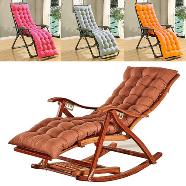 cotton recliner chair covers accent chairs for cheap large soft seat pad lounge cover thicken replacement home cushion 4