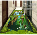 Free Shipping custom 3D photos on the bedroom floor painting wallpaper hotel supermarket flooring painting 3D wallpaper mural