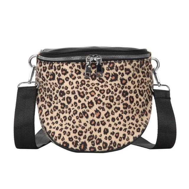 44fc0535bd1d Fashion Women Leopard Print Bag Classic Bucket Bag for Female Girls PU  Leather Small Leopard Print Crossbody Bags Bolsa Feminina
