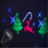 1X New Arrival 2016 Outdoor Christmas Led Light Projector Merry Christmas Projectors Mini Colorful Christmas Lights